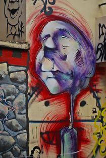 Graffiti... 5 von loewenherz-artwork