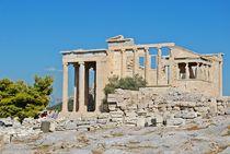 'Akropolis... 8' von loewenherz-artwork