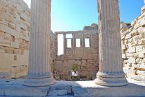 'Akropolis... 13' by loewenherz-artwork