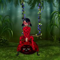 Ladybug Girl von Conny Dambach