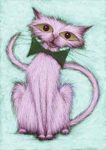 Hello nice cat von Keith Mills