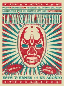 La Mascara Misterio by Richard Rabassa