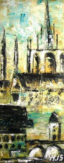 Konstanz 20x50 von Christine  Hamm