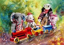 Toy Circus In Whitby von Miki de Goodaboom