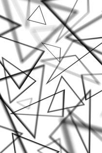 Schwarze Dreiecke by dresdner