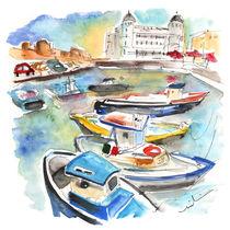 Boats In Siracusa 02 von Miki de Goodaboom