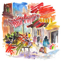 Market In Palermo 04 by Miki de Goodaboom