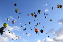 Heißluftballon-Europameisterschaft 2019 Mallorca von wirmallorca