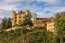 'Schloss Hohenschwangau - Ostallgäu' von Christine Horn