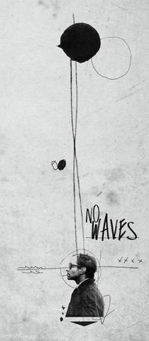 No Waves by Ju Ulvoas