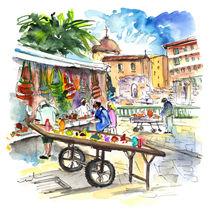 Street Merchants in Ortigia 02 by Miki de Goodaboom