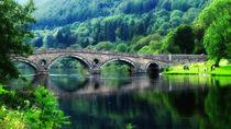 Brücke von Kenmore by Torsten Reuschling