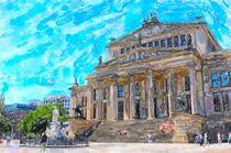 Konzerthaus Berlin am Gendarmenmarkt von havelmomente