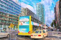 Leben am Potsdamer Platz und Leipziger Straße in Berlin von havelmomente