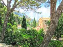 ehemalige Eremiten Kloster Ermita de la Victoria  von havelmomente