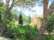 ehemalige Eremiten Kloster Ermita de la Victoria  by havelmomente