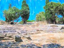 altrömischen Amphitheater in Alcudia Mallorca von havelmomente