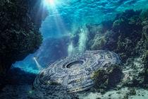 Unbekanntes Objekt Unterwasser im Bermudadreieck von Sven Bachström