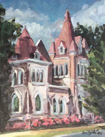 Fillmore Street Chapel, Corinth, Mississippi by Susan Elizabeth Jones