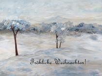 'Frohliche Weihnachten' by eloiseart