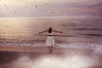 Die Strandflüsterin by Claudia Evans