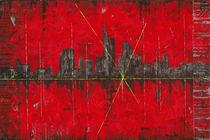 'Frankfurt Surreal' by Maya Mattes