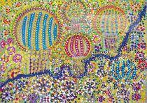 Ballonfahrt ins Glück by Margareta Uliarte