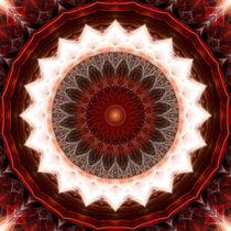Mandala fühl die kosmische Energie von Christine Bässler