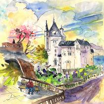 Biarritz 01 von Miki de Goodaboom