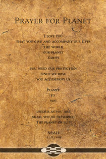Prayer for Planet_paper by nyah