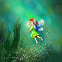 Elfi, die kleine Elfe von Peter Holle