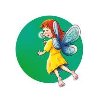 Elfi, die kleine Waldelfe von Peter Holle