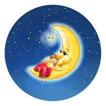Schlafe friedlich. Ich wache über dich. von Peter Holle