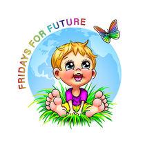 Fridays for Future - Für die Kinder unserer Erde (also für uns alle) by Peter Holle