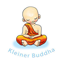 Der kleine Buddha by Peter Holle