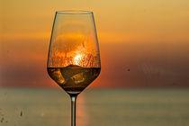 Der gute Schluck im Sonnenuntergang von Ralf Ramm - RRFotografie