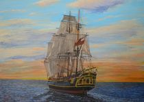 HMS Bounty von Peter Schmidt