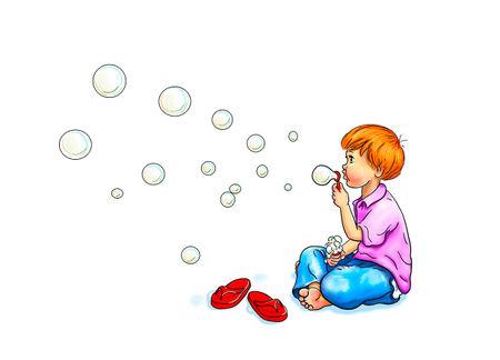 Bubble-boy-nr-dot-3-handy