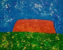 Uluru by giart1