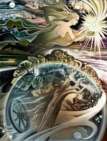'Die Geburt neues Sterns' by Konstantin Avdeev