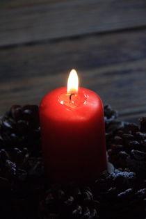 Kerzenlicht von Gerda Hutt