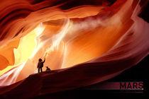 Planet Mars by Stefan Lohr