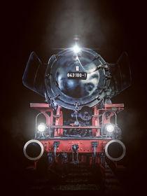 black steam locomotive von Sven Bachström