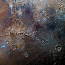 Mineral Moonscape by Manuel Huss