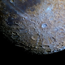 Tycho & Clavius by Manuel Huss