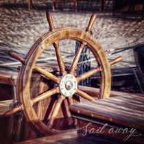 Sail away von Peter Hebgen