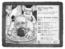 Snoutbook von Barbara Daniels Art