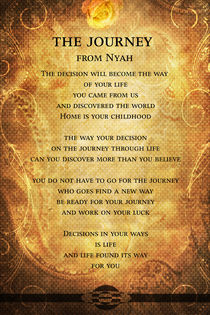 the journey.Nyah by nyah
