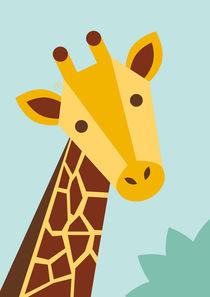 Giraffe by Carolin Vonhoff