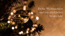 Weihnachtskugel von Gabi Emser